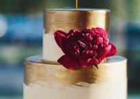 Bolos de casamento e suas tendências para 2018