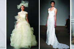 Coleções de vestidos de casamento