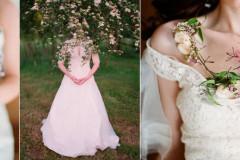 Sonhos florais de casamentos de primavera