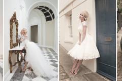 Vestidos de casamento vintage