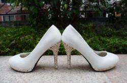 Sapato de Noiva – Cor Branco