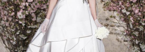 Vestidos de noiva de Oscar de la Renta