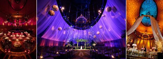 Locais para cerimônia de casamento