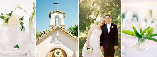 Um casamento cheio de charme