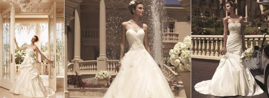 Vestidos de Noiva Casablanca Primavera