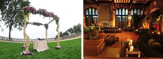 Linda Mansão para casamentos
