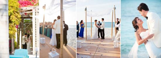Casamento nas Ilhas Turcas e Caicos