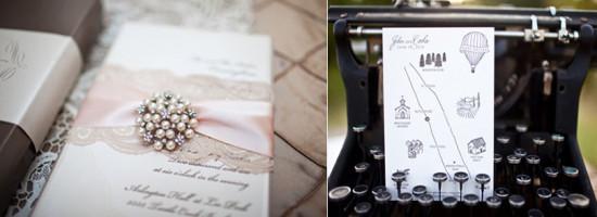Convites personalizados com um traço de criatividade e verdadeiro design artístico