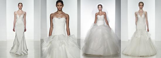 Vestidos de Casamento Elegantes