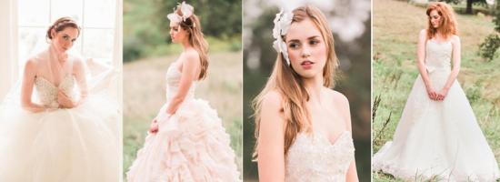 Vestidos De Noiva Românticos