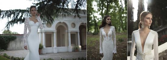 Coleção de Inverno: Vestidos de Casamento de Alta Costura