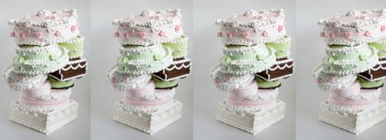 Que declaração o seu bolo de casamento deve fazer?